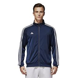 adidas Men's Essentials 3-Stripe Tricot Track Jacket, Colleg