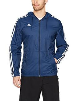 adidas Men's Essentials Wind Jacket, Collegiate Navy/Collegi