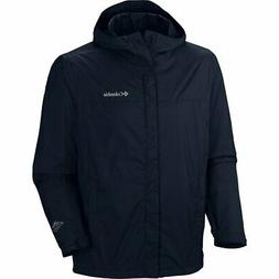 Columbia Men's Watertight II Front-Zip Hooded Rain Jacket -
