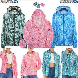 Men Women 100% Nylon Waterproof Windproof Jacket Outdoor Bic