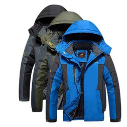 Mens Waterproof Ski Jacket Outdoor Winter Warm Jackets Snow