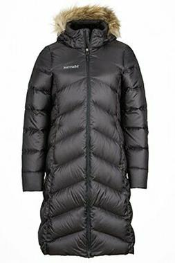 Marmot Montreaux Down Coat - Women's Black, L