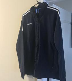 NEW adidas Originals OG Zip-Up Jacket - Men's Large L - Na