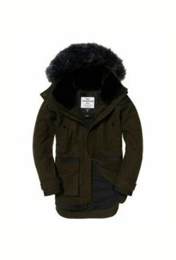 NEW RRP£144.99 WOMENS MEDIUM SIZE SUPERDRY FJORD OVOID PARK