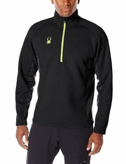 New With Tags Mens Spyder Bandit 1/4 Zip Stryke Outbound Coa