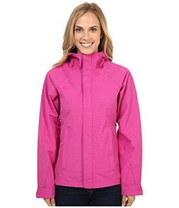 The North Face Women's Novelty Venture Hooded Rain Jacket Fu