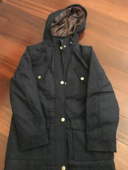 NWT- Urban Republic Boy's Heavy Duty Coat Navy US Size S  an