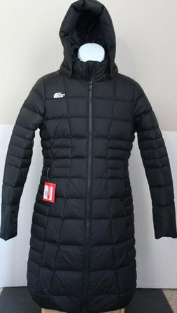 NWT The North Face Women's Metropolis Down Hooded Parka Coat