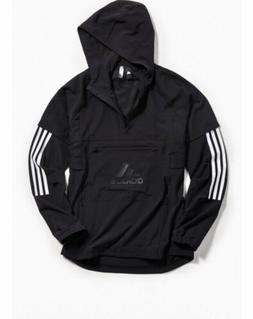 Adidas Originals Y-3 ID Woven Shell Jacket Coat Hooded Kith