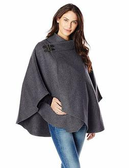 Ripe Maternity Women's Maternity Buckle Cape Coat Small
