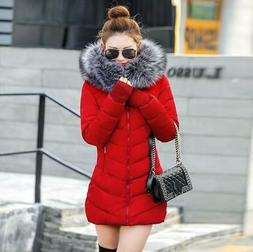 Sexy Fashion New Winter Cotton Jacket For Women Thick Snow W