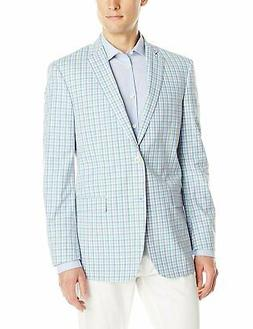 U.S. Polo Assn. Men's Plaid Sport Coat