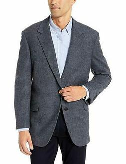 U.S. Polo Assn. Men's Portly Wool Blend Sport Coat - Choose