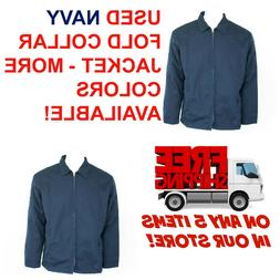 Used Work Coats Used Work Jackets Cintas, Redkap, Unifirst,