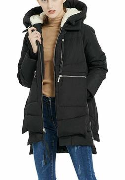 Orolay Women's thickened Down Jacket Amazon It Coat L