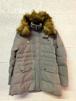 Orolay Women's Thickened Down Jacket Winter Coat - Color: Gr
