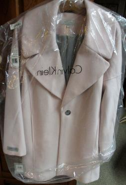 Calvin Klein Women's Winter Coat Pink Size 10 New with Tags