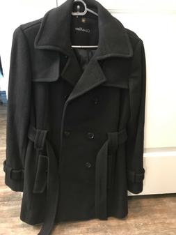 womens wool coat size small