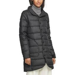 Cole Haan Womens Zerogrand Black Winter Down Parka Coat Oute