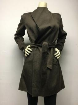 Calvin Klein  wool blend Winter coat Size Extra Small