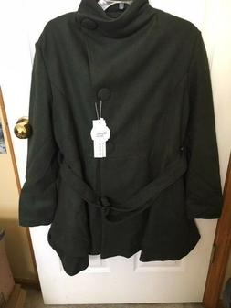 Wantdo  XL Green Coat